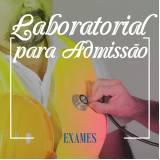 clínica de exames laboratoriais para admissão Jundiaí