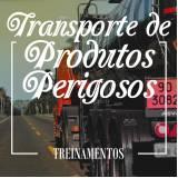 empresa de treinamento para transporte de produtos perigosos Penápolis