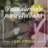 laudo de insalubridade para soldador Peruíbe