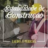 laudo de estabilidade de construção