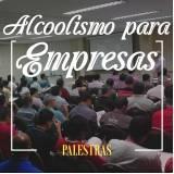 palestra sobre alcoolismo para empresas São Paulo
