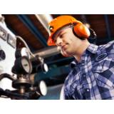 palestra de operações com máquinas e equipamentos