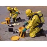 treinamento de segurança do trabalho para produtos químicos na Praia Grande