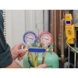 treinamento de segurança do trabalho com gás GLP