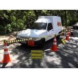 treinamento para transporte de produtos perigosos